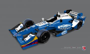Partnership fra Andretti Autosport e Magneti Marelli