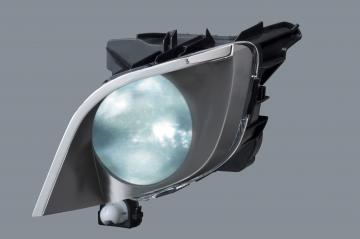"CO2 2020 Regulations: the EU has officially included Magneti Marelli Automotive Lighting's ""E-Light"" LED technology among the Eco-innovations for automobiles"